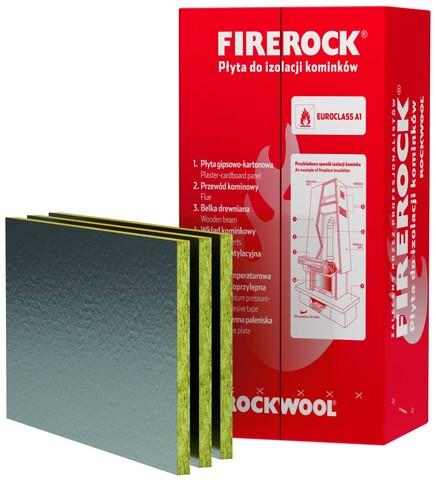 ROCKWOOL FIREROCK ? sposób na bezpieczny kominek