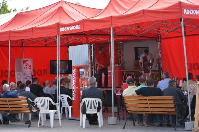 ROCKWOOL RoadShow ?  cenną wiedzę dostajesz gratis