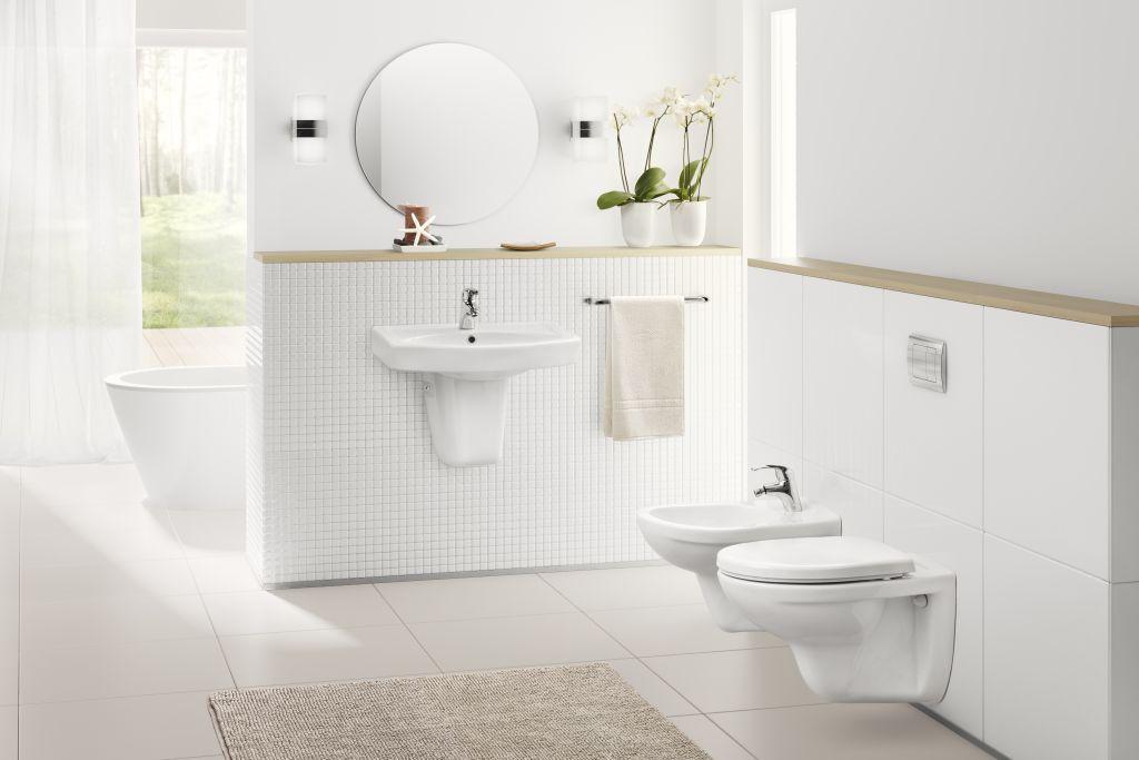 łazienka dla pary
