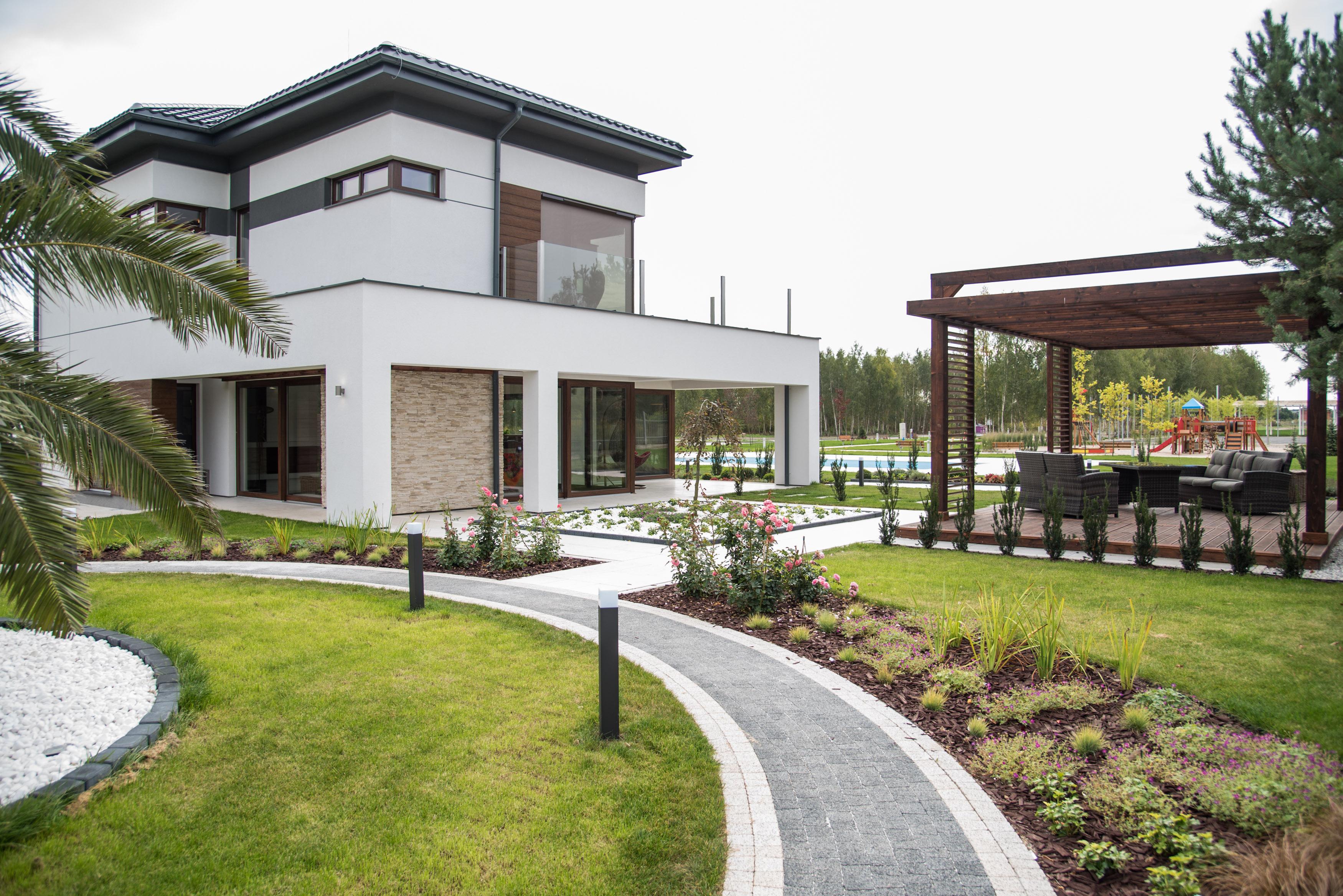 Wygodny i funkcjonalny dom od projektu