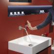 Innowacyjne baterie Antonio Lupi o ofercie showroomu MOOD